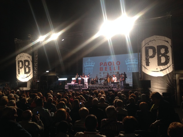 Tour estivo 2015