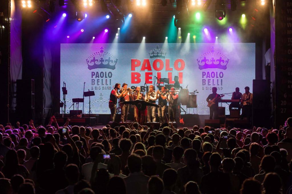 Paolo Belli live al Teatro La Perla di Montegranaro