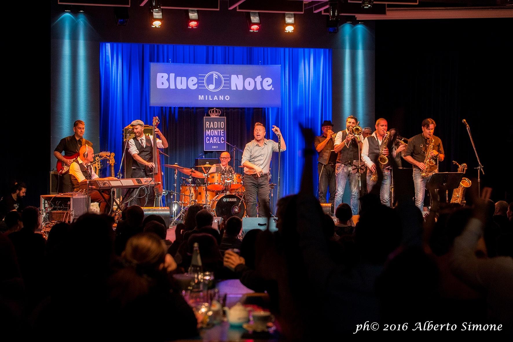 Paolo Belli: il 14 ottobre torna con un doppio spettacolo al Blue Note Milano